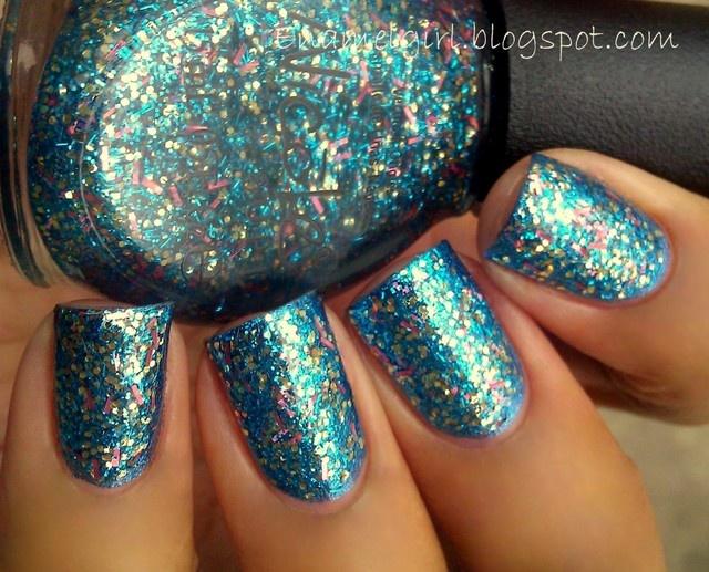A Million Sparkles - Nicole by OPI