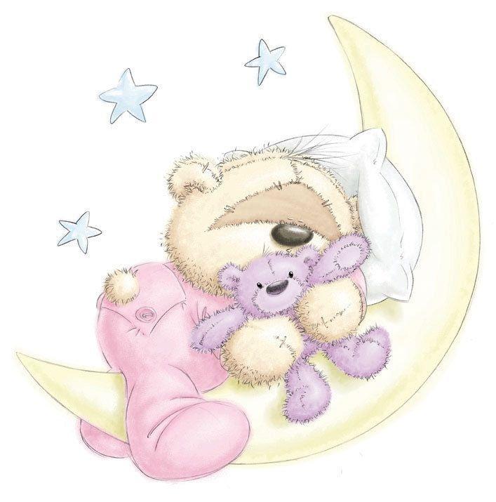 Fizzy Moon; nice decor for a newborn room!!