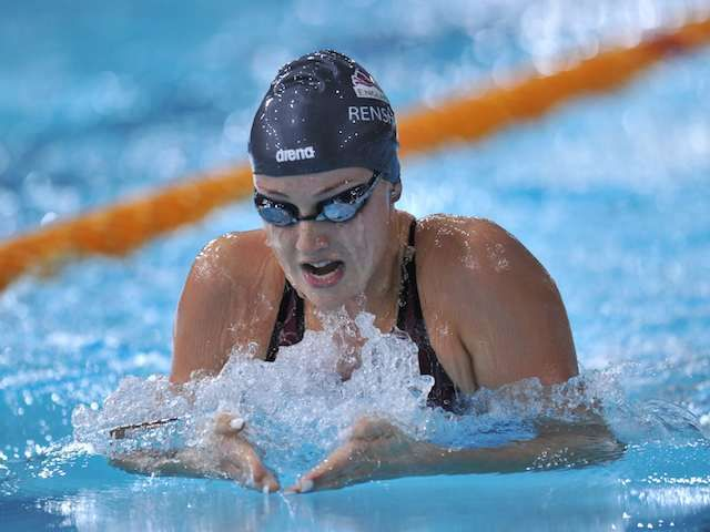 Result: Molly Renshaw, Chloe Tutton reach women's 200m breaststroke final