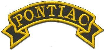 Pontiac Tygmärke