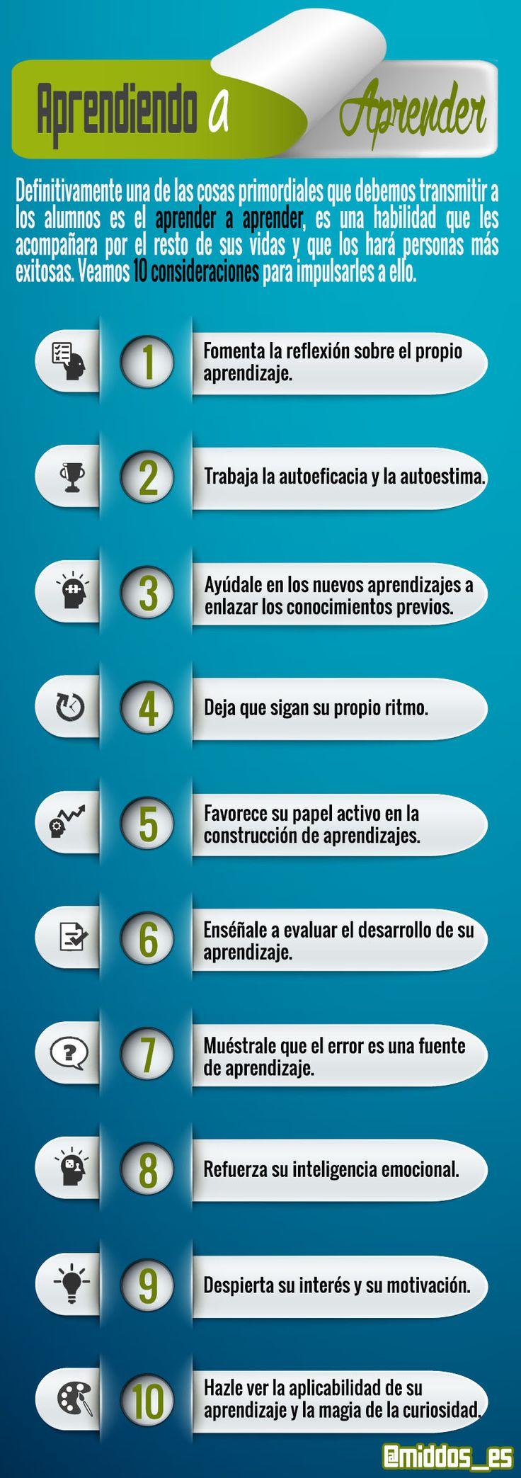 #educación #educaciononline Aprendiendo a aprender... #infografia http://s29.postimg.org/s9wx7oep3/Aprendiendo_a_aprender.jpg …
