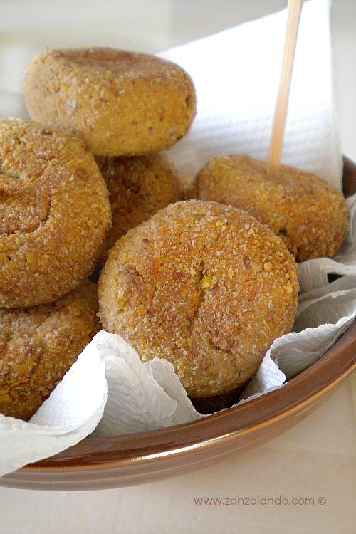 Polpette di tonno e ricotta - Tuna and ricotta balls | From Zonzolando.com