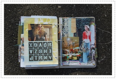 Fashion Notebook Ideas