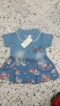 Tienda Online 2017 verano infantil ropa de bebé recién nacido bebé girls denim princesa party tutu dress marca vestidos de la ropa de los bebés dress   Aliexpress móvil