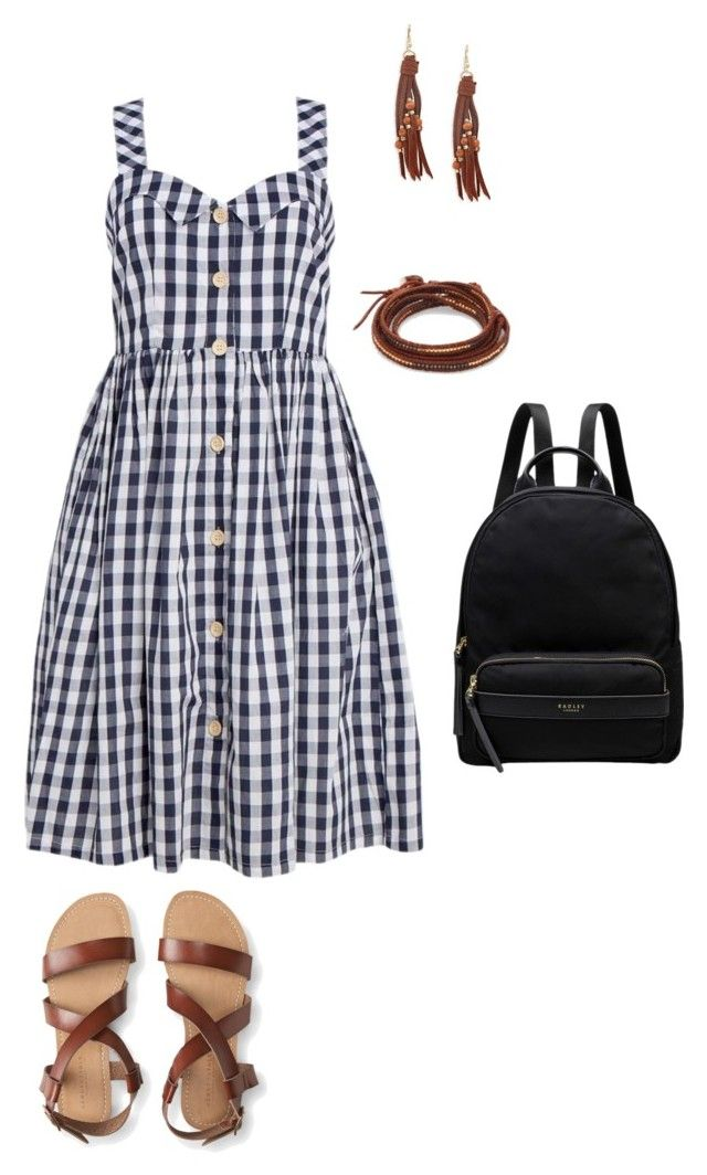 Без названия #2 by sati-o on Polyvore featuring polyvore, fashion, style, Aéropostale, Radley, Panacea, Chan Luu and clothing