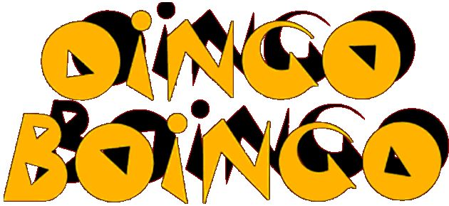 Saturday mornings dancing around the living room with the Pops...can't get enough Oingo Boingo!