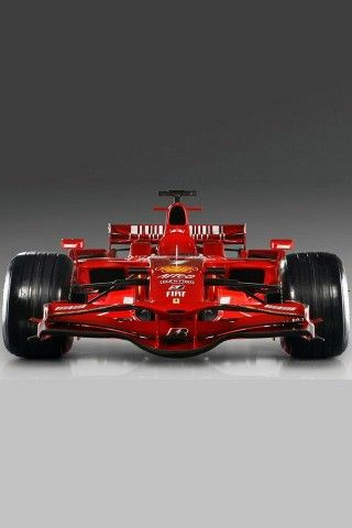 Red Formula 1 Race car!   #cars, #sports,  #Formula #One #red