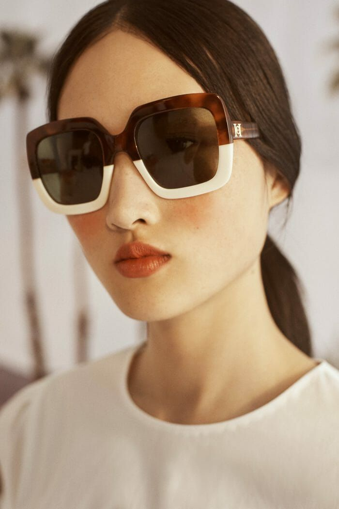 3de547090b1 Carolina Herrera Resort 2019 eyewear