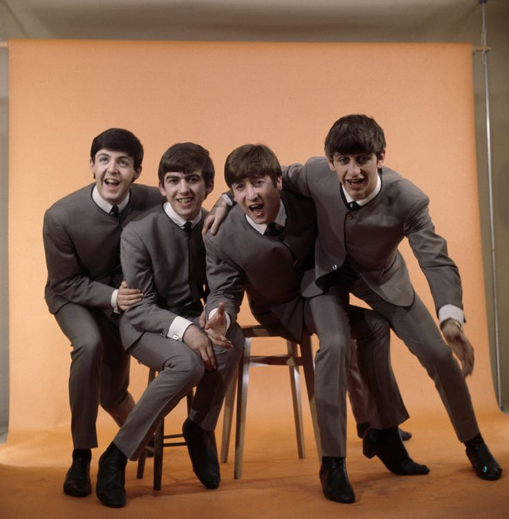 > The Beatles. 1964