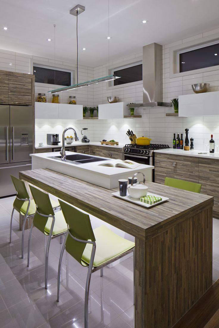 Armoires de cuisine Tendances Concept - La Fresco