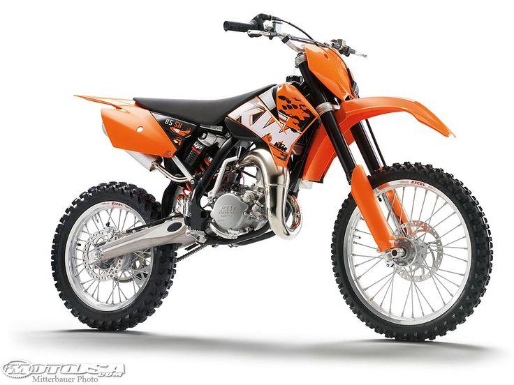 2008 KTM 85 SX | Free xLarge Images
