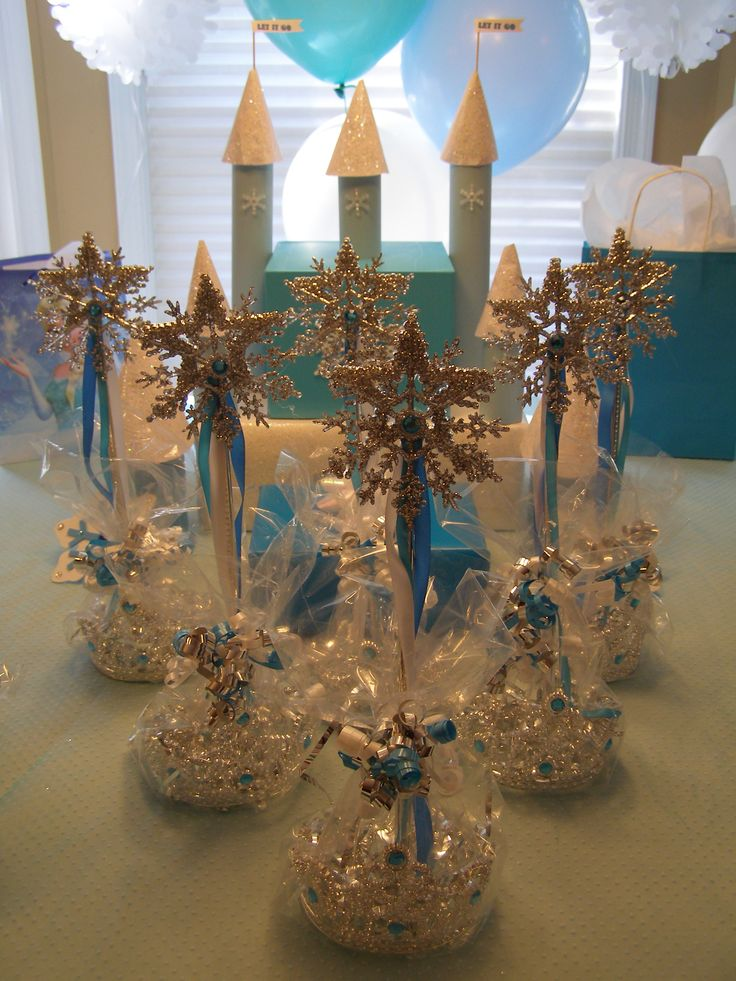 New Frozen Party Favors from My Princess Party to Go. http://www.myprincesspartytogo.com/FrozenFriends.html #frozenpartyfavors