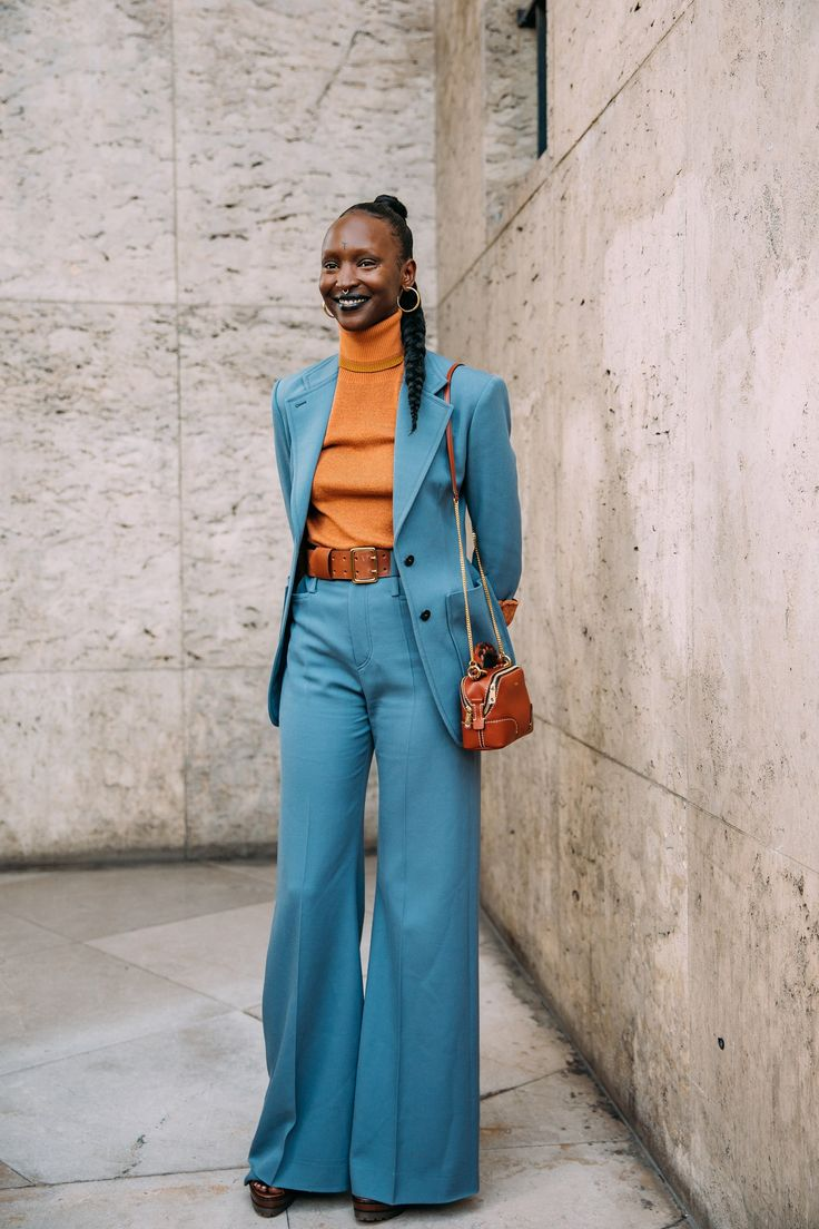 Formal Tailoring Is Going Through It, But Suits Are Still Big in Street Style | Vogue