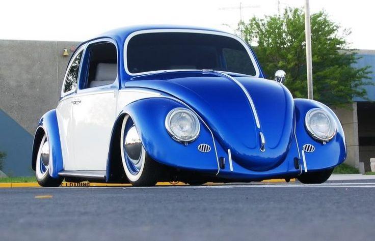 Blue...Built...Beautiful