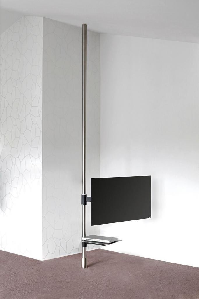tvholder post art1292 product design wissmann raumobjekte tv ceiling mounttv - Ceiling Mount Tv