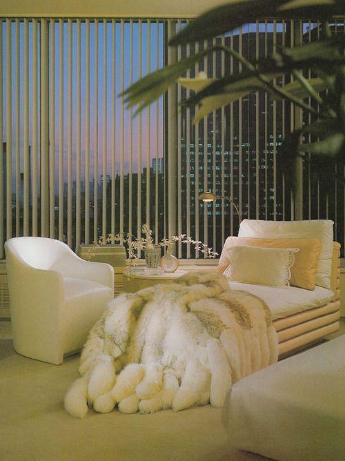 interiors - 80s style - decoration