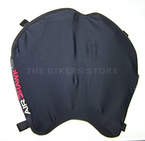 New AirHawk R Cruiser Harley Metric Cruiser Touring Motorcycle Large Seat Pad Cushion  The Airhawk R has just gotten better with the new AirHawk R Cruiser. All of the features of the original AirHark R redesigned with improved pressure relief points and Poly Urethane air bladder. The result is a more comfortable and durable seat cushion designed to make those long rides more comfortable than ever. Improved pressure point relief design Improved pressure point relief design Improved Po..