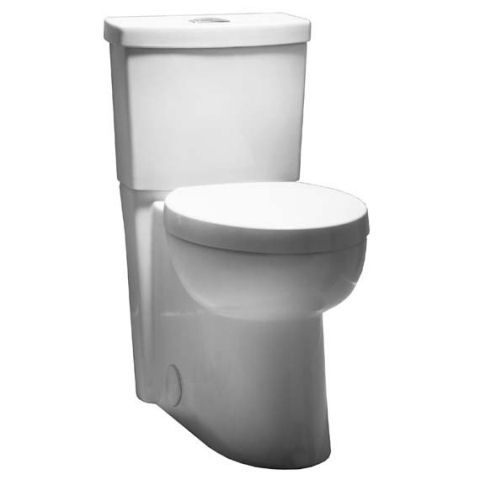 * LXP (Luxury Performance) Toilet * Combination dual flush bowl and tank, with seat * 12'' (305mm) rough-in * Siphon action jetted bowl with smooth-sided, concealed trapway * High efficiency, low consumption Full Flush 1.3 gpf/6.0 Lpf Conserving Flush 0.9 gpf/4.1 Lpf, utilizes 21% less water * Meets EPA WaterSense® Criteria (Pending) * EverClean® Surface * PowerWash™ rim scrubs bowl with each flush * 16-1/2'' (419mm) rim height * Fully-glazed 2-1/8'' trapway * Oversized 3'' flush valve…