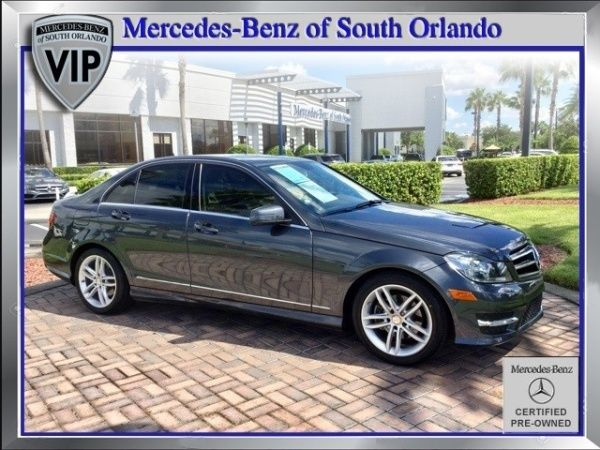 Certified Pre-Owned 2014 Mercedes-Benz C-Class for Sale in ORLANDO, FL – TrueCar