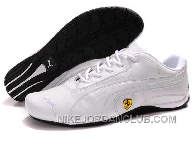 http://www.nikejordanclub.com/mens-puma-ferrari-910-white-black-authentic.html MENS PUMA FERRARI 910 WHITE BLACK AUTHENTIC Only $74.00 , Free Shipping!