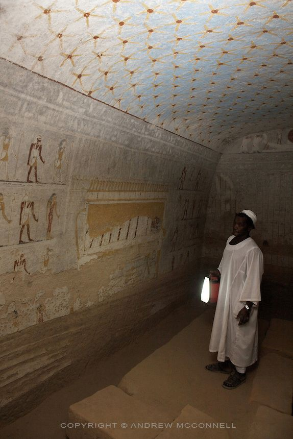 The tomb of Qalhata, mother of King Tanwetamani,