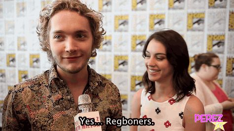EXCLUSIVE ! Ever Heard Of A 'Regboner'? If You Love Reign, Watch Adelaide Kane & Toby Regbo Talk All About Them! Plus, Some Steamy Scoop On Their 'Frary' Future!