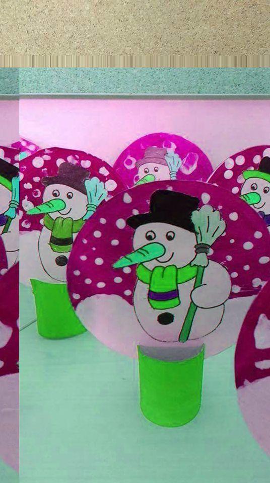 tuvalet kağıdından kış etkinlikleri | Evimin Altın Topu