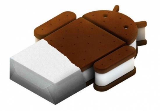 Ice-Cream Sandwich İşletim Sistemi