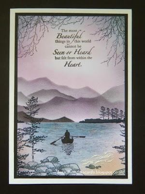 Sandma's Handmade Cards: A Few More Inkylicious Samples