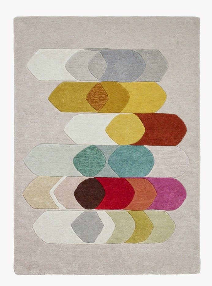 Inaluxe Coda II Rug for Think Rugs UK