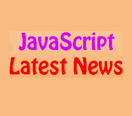 Latest news about JavaScript