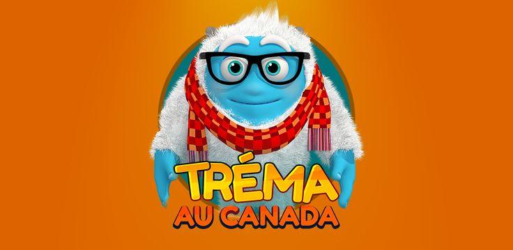 APPLICATION ENFANTS | Laissez vos enfants s'amuser et apprendre le français avec Tréma au Canada. Tréma le yéti et ses amis explorent plein de jeux rigolos et découvrent le Canada dans leurs 3 aventures! Téléchargement sur iTunes: https://itunes.apple.com/ca/app/trema/id1034987763?mt=8 Téléchargement sur Google Play: https://play.google.com/store/apps/details?id=org.tfo.trema&hl=fr