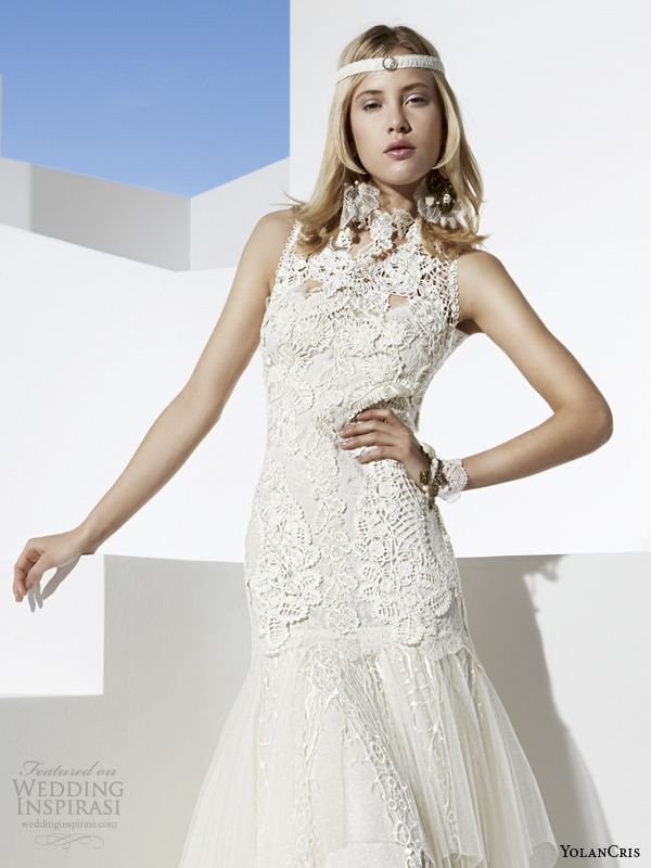 YolanCris 2014 Wedding Dresses | Wedding Inspirasi