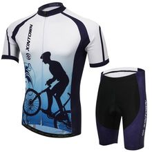 US $64.99 XINTOWN Men Women Mountain Bike Clothing Sets 2017 New Summer Short Sleeve Polyester Cycling Jersey and Shorts Cheap Sport Suit. Aliexpress product