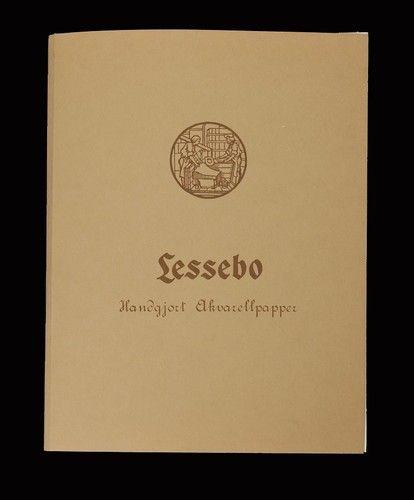 Lessebo Handgjorda Akvarellblock pris från 165 kr (inkl moms) : Akvarell : Block & Skissböcker - Köp den på Mattonbutiken / Matton AB