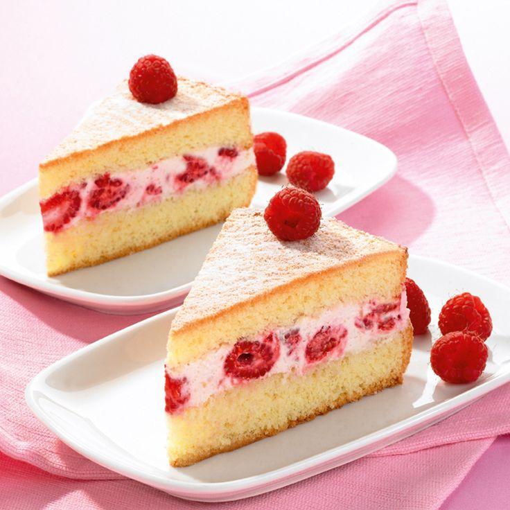 Himbeer-Frischkäse-Kuchen Rezepte | Weight Watchers