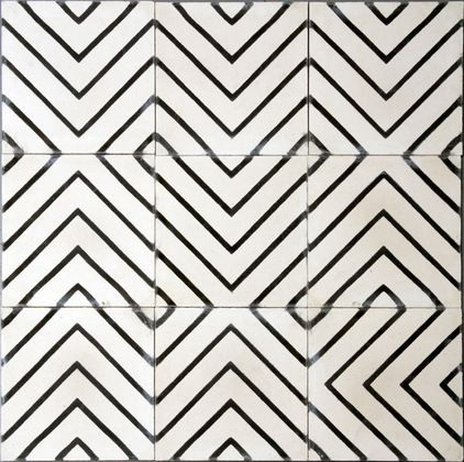 contemporary floor tiles by Marrakech Design barefootstyling.com