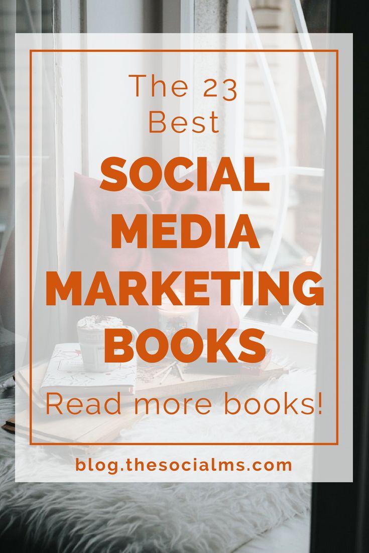 The 23 Best Social Media Marketing Books