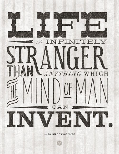 24 Best Sherlock Holmes Quotes Images On Pinterest