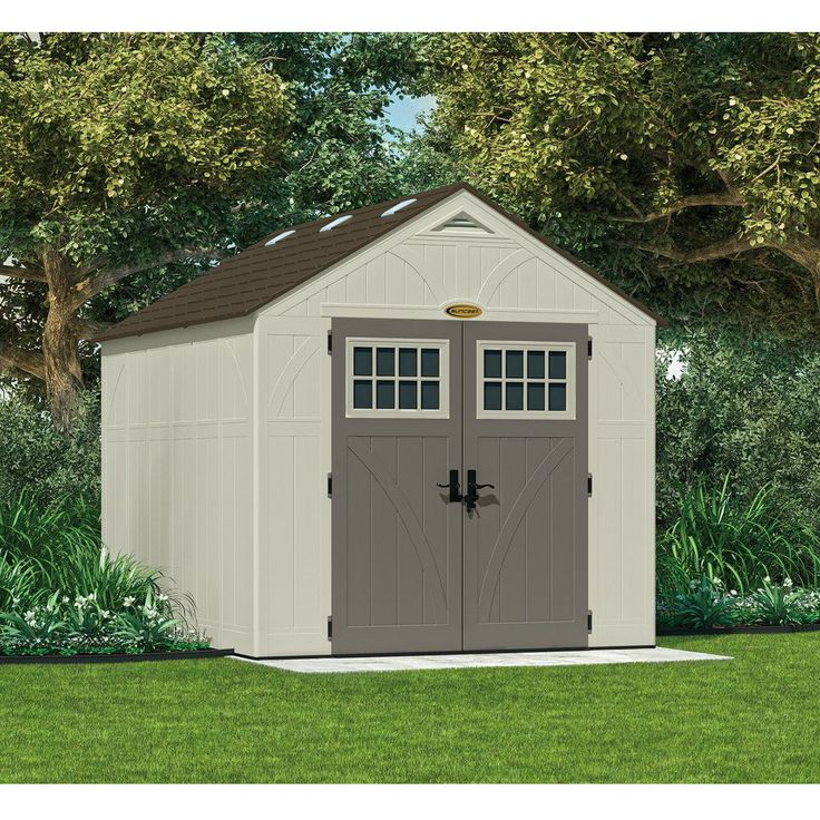 suncast new tremont 3 apex roof shed next day delivery suncast new tremont 3 apex - Garden Sheds Quick Delivery