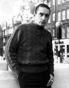 Edward Albee, New York City, ca. 1960s