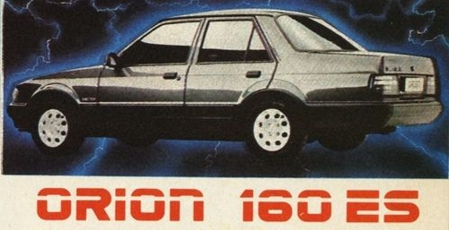 Ford Orion 160 ES 1988