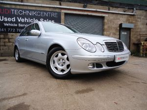 2005 (05) MERCEDES E220 CDI CLASSIC (ONE OWNER)