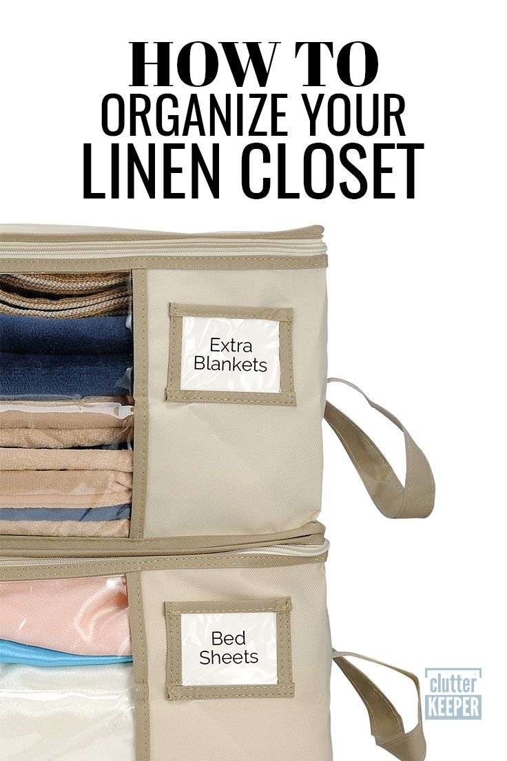linen closet storage tips how to make more space organizing rh pinterest com