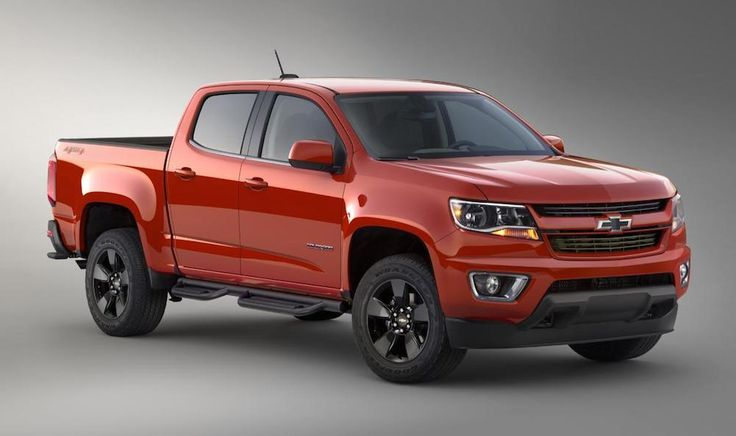 2018 Chevrolet Colorado - http://newautocarhq.com/2018-chevrolet-colorado/