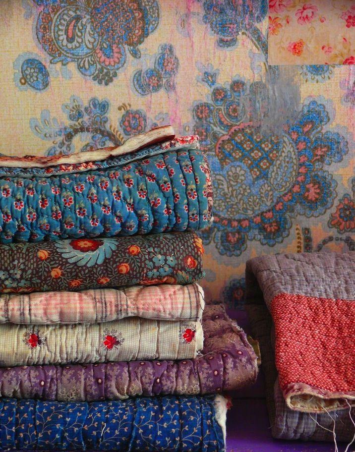 Vintage quilts -★-