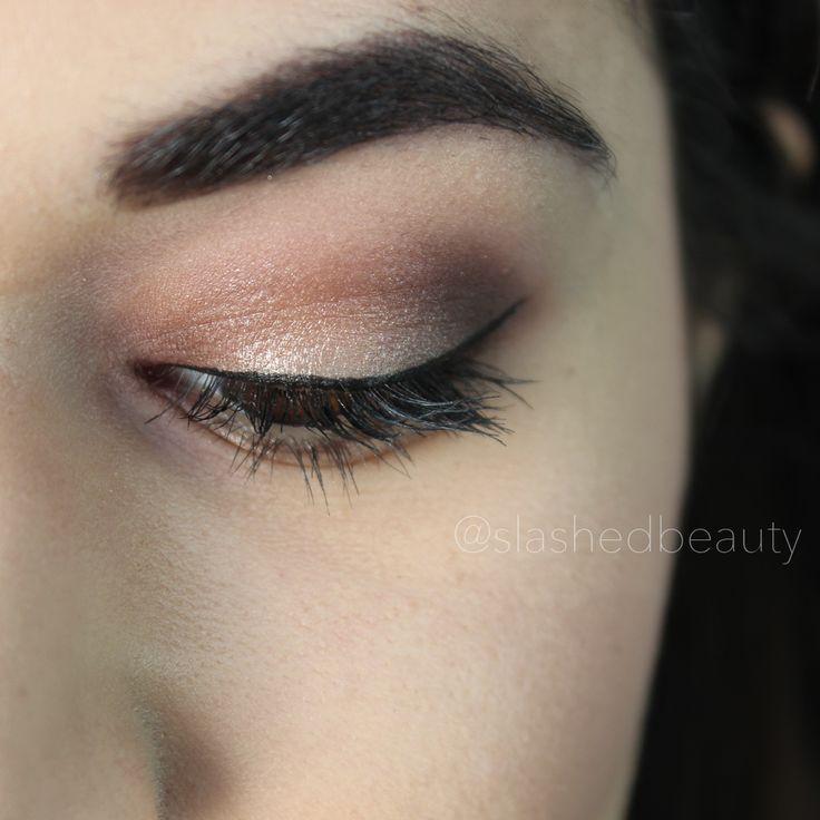 Halo Eye tutorial w/ Ulta Rose Gold Palette
