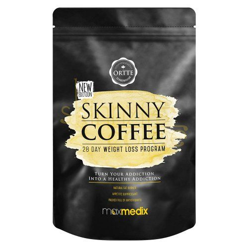 Örtte Skinny Coffee | Slimming Coffee for Weight Loss | WeightWorld
