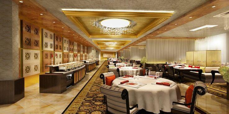 Jad hotel dubai 5 star all day dining restaurant