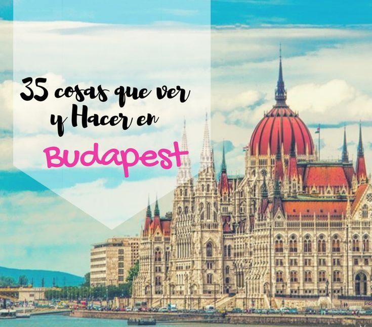 En este post queremos contarte que ver y hacer en Budapest, una ciudad soñada donde podes hacer muchísimas cosas. Sumate a nuestro viaje!!